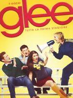 Glee - Serie Tv - Stagione 1 Completa- Cofanetto 7 Dvd - Nuovo Sigillato