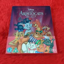 blu-ray ARISTOCATS, THE Disney Steelbook Edition UK Exclusive
