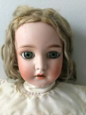 Antique German Bisque Doll 24 inches