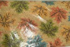 FALL Coir Door Mat Rug Leaves Decor Heavy Duty Outdoor 18X30 Pier One Imports
