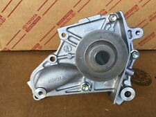 Genuine Toyota Water Pump with Housing Camry Rav4 Solara 2.2L 4cyl