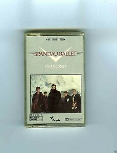 CASSETTE TAPE(SEALED)SPANDAU BALLET DIAMOND