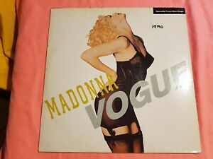 MADONNA - VOGUE LP MAXI-SINGLE IMPORTAZIONE