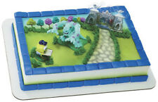 MONSTER UNIV - STUDENTS MIKE AND SULLY DECOPAC CAKE TOPPER DECORATION - B2