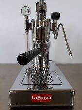 New La Forza Classic lever espresso machine A Leva F55 baby -  Made in Italy!