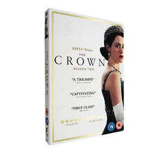 The Crown Season 2 DVD New & Sealed Fast & FREE UK Post