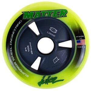 Matter Juice F1 86A 105 mm Rollen - 159,90€ Neu !!!