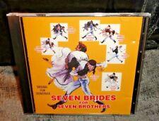 Seven Brides for Seven Brothers Original Film Soundytack (CD, 2005) FAST & FREE