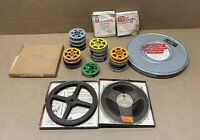 RARE! Lot of 20 Vintage 16mm + 8mm Films - TV Shows - Commercials w/ Reels +More