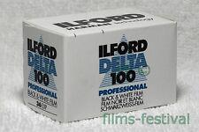 5 rolls ILFORD Delta 100 Professional 35mm Black & White Film B/W FREESHIP