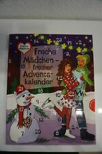 NEUFreche Mädchen - frecher Adventskalender von Bianka Minte-König 9783522503709