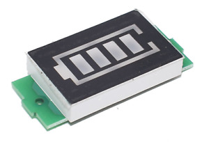 1S-8S Batterieanzeige Green Lithium Li-ion 18650 Battery Display Ladezustand