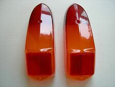 MG MGB MIDGET REAR STOP TAIL LAMP LIGHT LENS 70 - 80