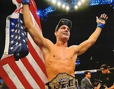 Chris Weidman UFC 11x14 Photo Picture w/ Belt 187 175 168 162 139 131 Champion