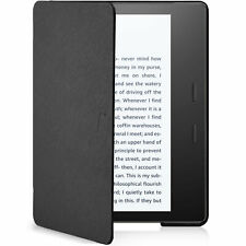 Kindle Oasis 2019 Case | Cover Shell Ultra Slim Light | Black + Stylus Protector