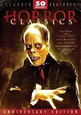 Horror Classics 50 Movie Pack Collection [DVD] (2004) Bela Lugosi; Vincent Pr...