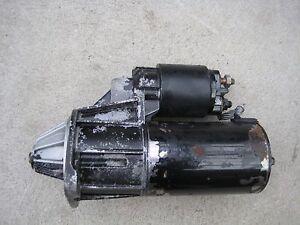 Holden 6 Cylinder Red Blue Black Motor Starter Motor