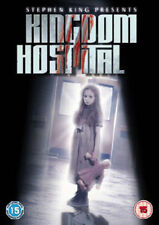 Kingdom Hospital - Complete Mini Series DVD NEW DVD (CDRP1574)