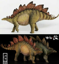 Nanmu 1/35 Stegosaurus Pike Figure Stegosauridae Dinosaur Collector Animal Toy