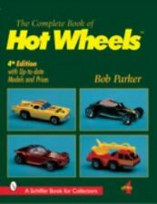 Complete Book of Hot Wheels  4th edition w Values & 686 color photos, New Book!