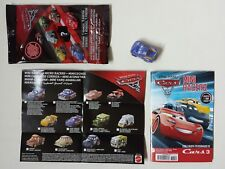 Disney CARS 3 mini micro racers mattel DANNY SWERVEZ N.19  1cars+poster+rivista