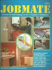 JOBMATE 66 DIY CENTRAL HEATING, LIGHTING, METALWORK etc
