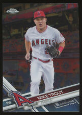 2017 Topps Chrome BB - You Pick - Complete Your Set (F14)