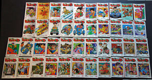 Dragon Ball Deluxe 1998-2001 Manga Collezione Completa