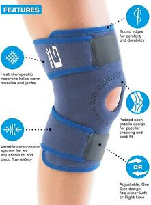 Neo G Open Knee Support For Arthritis Joint Pain Relief Meniscus Pain Recovery