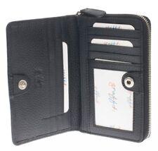 Full Grain Purses & Wallet : Made by Golunski : Black with Black Interior