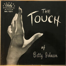 Betty Johnson - The Touch of Betty Johnson (LP, Album, Mono)