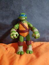 """Figurine Ninja Turtle Tmnt Leonardo Leo 2012 Viacom 5"""""""