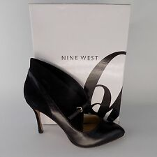 Nine West Dreamon Black Pointed Toe Women shoes Size 9 M AL1570