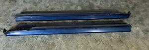 99-04 Ford Mustang Driver's Left & Passenger's Right Side Rocker Panels Skirts