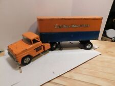TONKA Our Own Hardware Semi Tractor trailer Rare