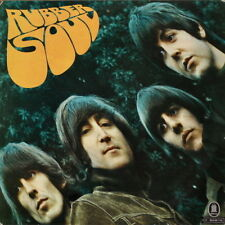 """The Beatles Rubber Soul (Drive My Car, Nowhere Man) 12"""" Odeon 1C 062-04 115"""