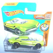 HOT WHEELS MUSCLE SPEEDER MUSCLE MANIA -  2016 DHW54 D5B5