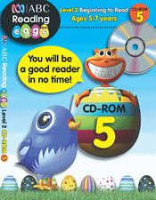 ABC Reading Eggs - Beginning to Read CD-ROM 5 by Katy Pike