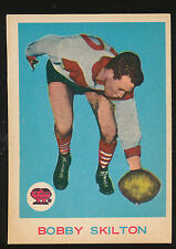 1964 Scanlens No. 10 Bob Skilton South Melbourne Swans near MINT card r