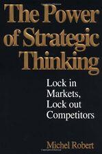 The Power of Strategic Thinking: Lock In Markets,