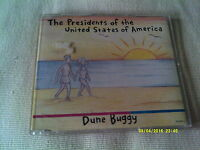 THE PRESIDENTS OF THE UNITED STATES OF AMERICA - DUNE BUGGY - UK CD SINGLE