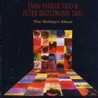 Evan Parker, Parker-Brotzmann Trio - Bishop's Move [New CD]