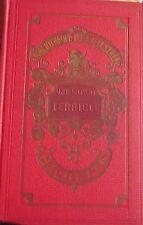 CHABRIER-RIEDER. Une enfant terrible. ill. Dutriac. Hachette, 1924. Bibl. Rose.