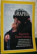 National Geographic Sept 1989 Crusade;Shakers;Malawi;Hi malaya;Samurai Aphids
