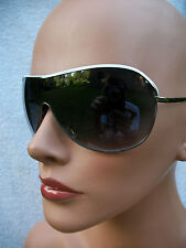 Women's Aviator DG Sunglasses DG51811 UV400 Davis E5 sunnies white