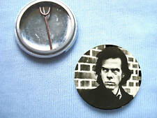 Nick Cave 25mm Badge Birthday Party Goth The Bad Seeds