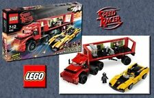 Lego Racers #8160 Crunch Blocker & Racer X NEW Sealed