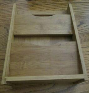 Wood Key & Letter Wall Cabinet
