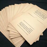 Vintage Photo Folder Kodak Ephemera paper craft art junk journaling lot 20