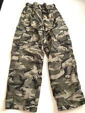 Athletic Works Camouflage  Pants Mens Sz Medium 31/31